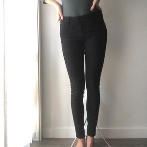 Black American apparel jeans